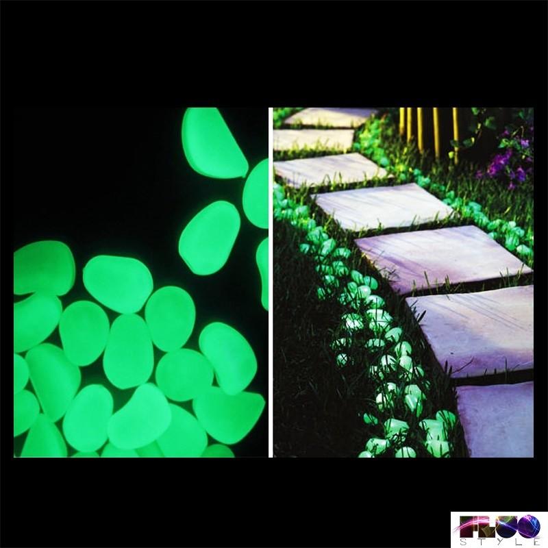 Fluorescent Phosphorescent Glow In The Dark Green Plastic