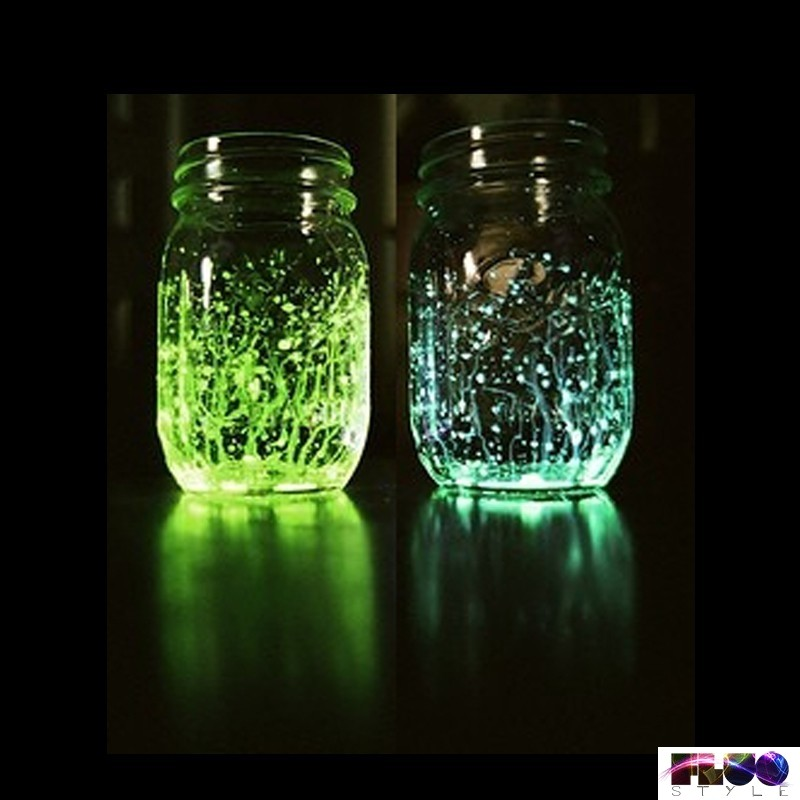 Vernici Fluorescenti Per Pareti.Vernice Spray Fosforescente Luminescente Che Si Illumina Al Buio In