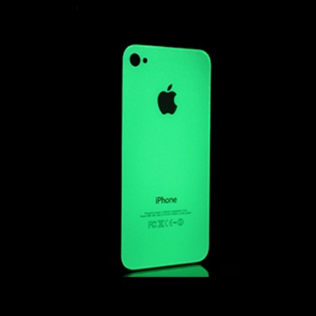 Cover skin adesiva fluorescente per Iphone